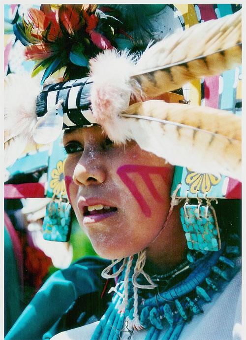 Hopi Dancer