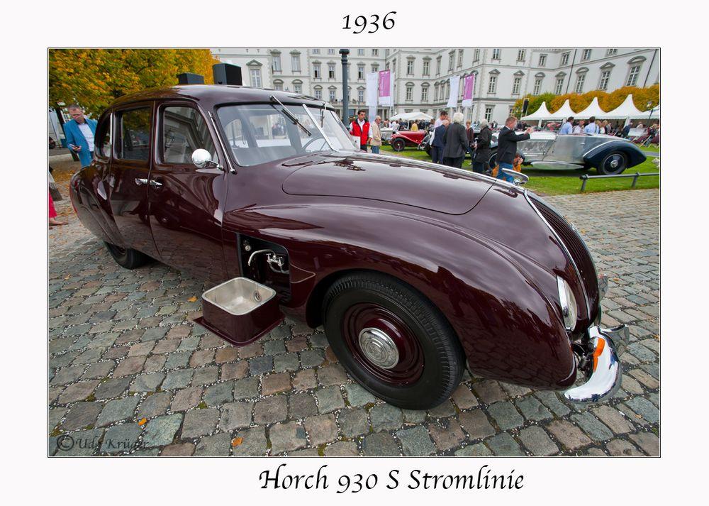 Horch 930 S Stromlinie
