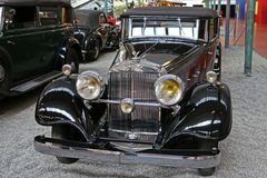 Horch, Cabriolet Type 670