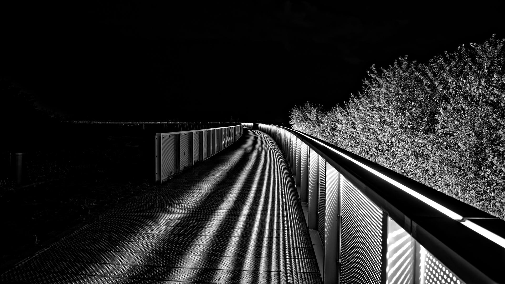 Horizont-Weg
