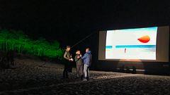 """Horizonte Zingst 2017"" - Bilderflut des Tages"