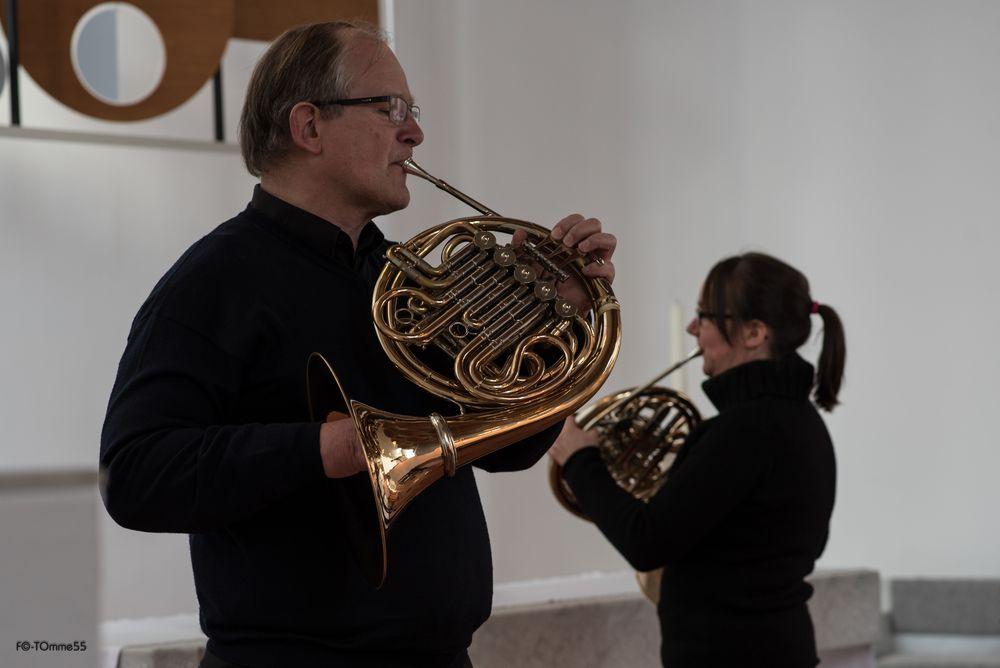 Horn-Ensemble Wolfsburg