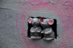 Horrjassas, ich seh schon rosa Mäuse...