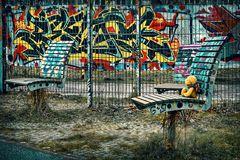 Horschti und die Farben der Stadt