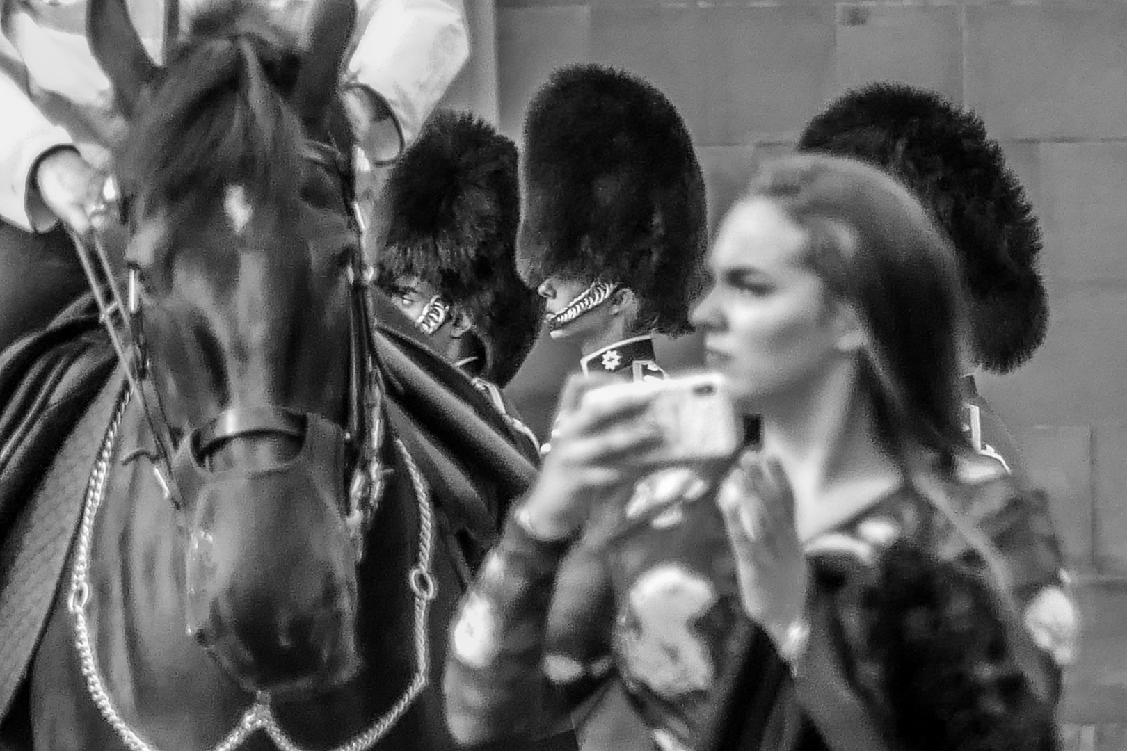 Horse Guards?