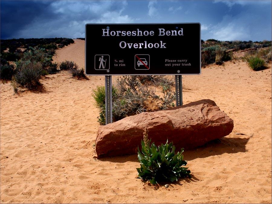 Horseshoe Bend - Page #1