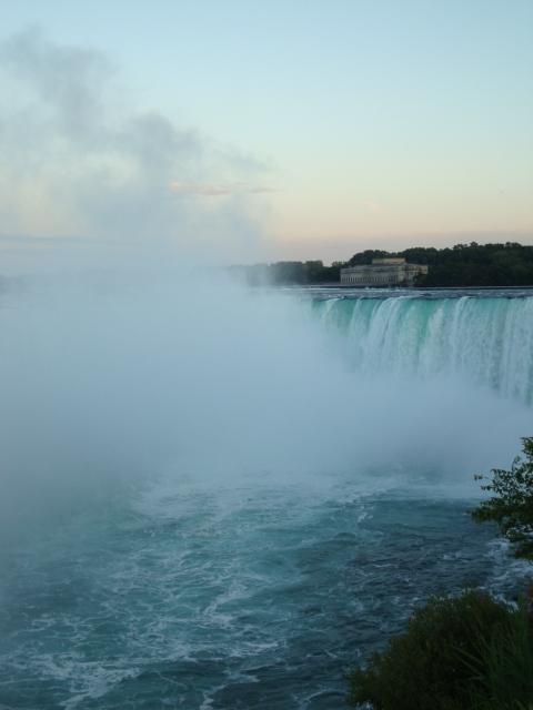Horseshoie Falls,Niagara Falls 2013