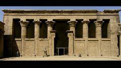 Horus-Tempel in Edfu II