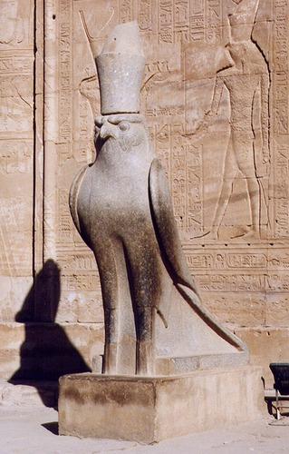 Horusfalke von Edfu