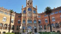 Hospital de la Santa Creu i Sant Pau - Barcelona