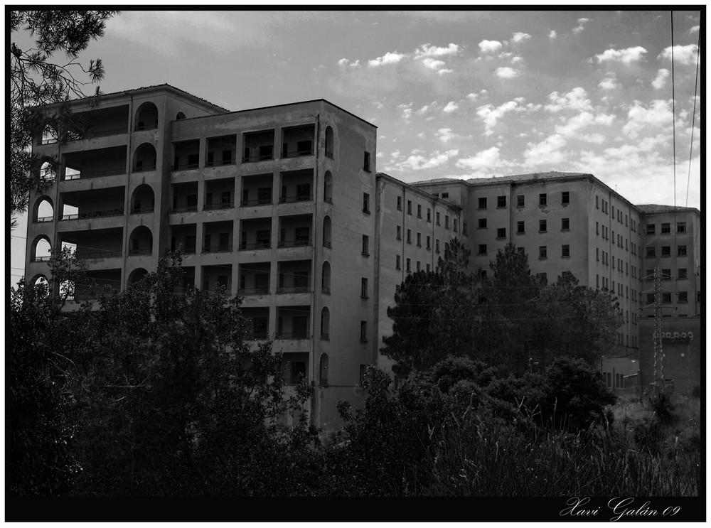 Hospital del Tórax Imagen & Foto | documentación y periodismo ...