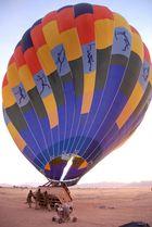 Hot Air Ballooning in der Namib2