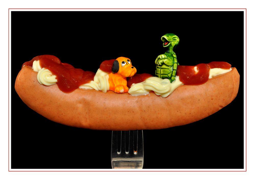 Hot Dog Dooly Wah *