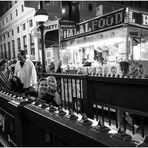 Hot Dogs, High Spirits, and Halal at Penn Plaza - a New York Moment
