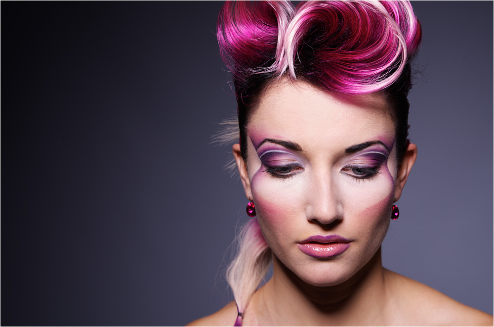 Hot Pink Annika