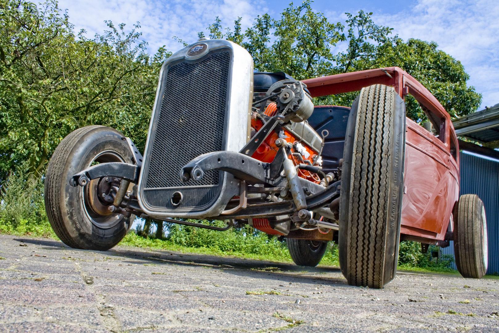 Hot Rod 1928er Chevy