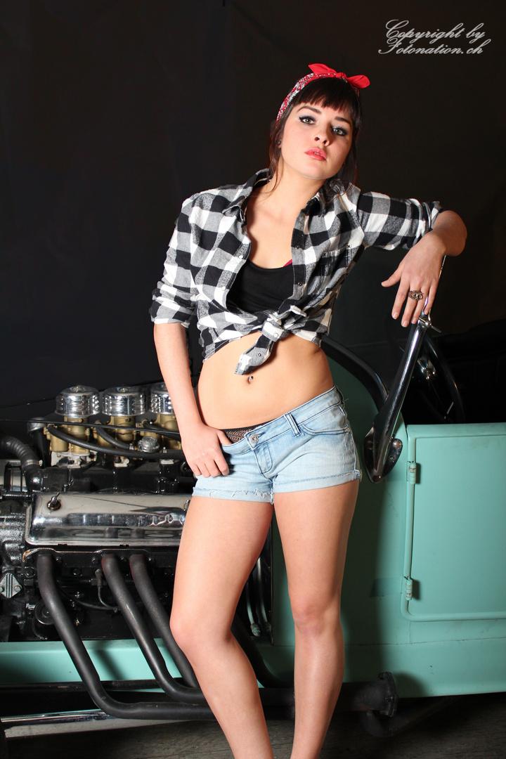 Hot Rod Girl 2