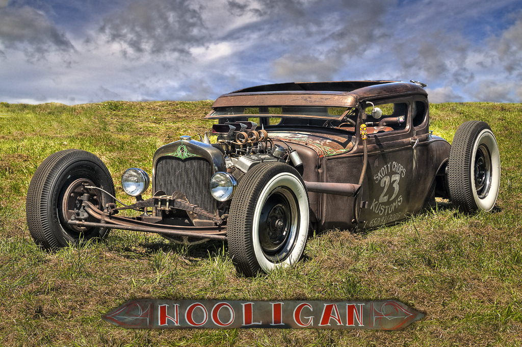 hot rod hooligan foto bild autos zweir der. Black Bedroom Furniture Sets. Home Design Ideas