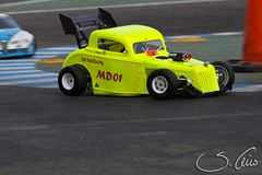 Hot Rod in Hockenheim
