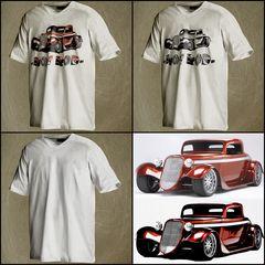 Hot - Rod - Shirt