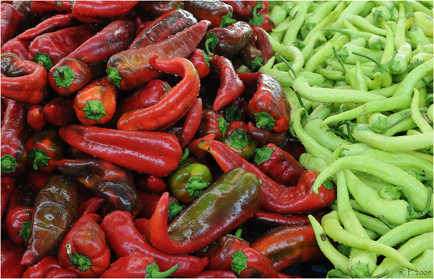 ...hot & spicy...