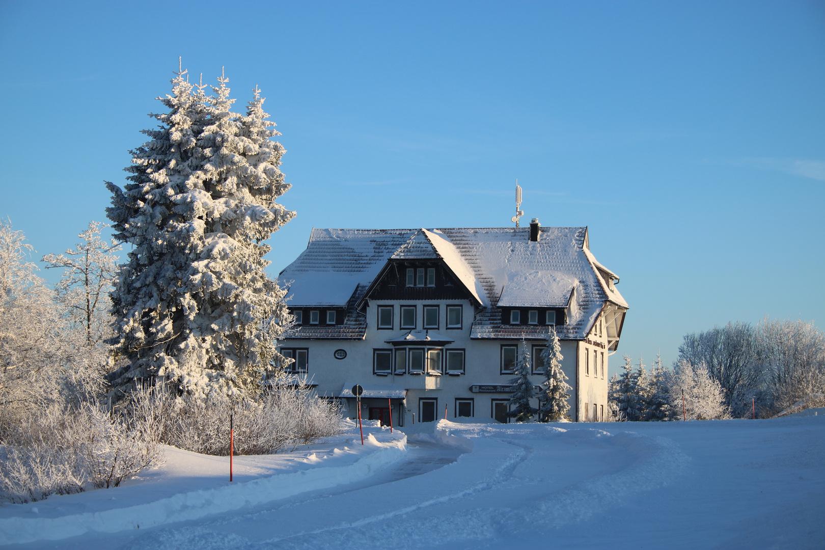 Hotels An Der Schwarzwaldhochstraße