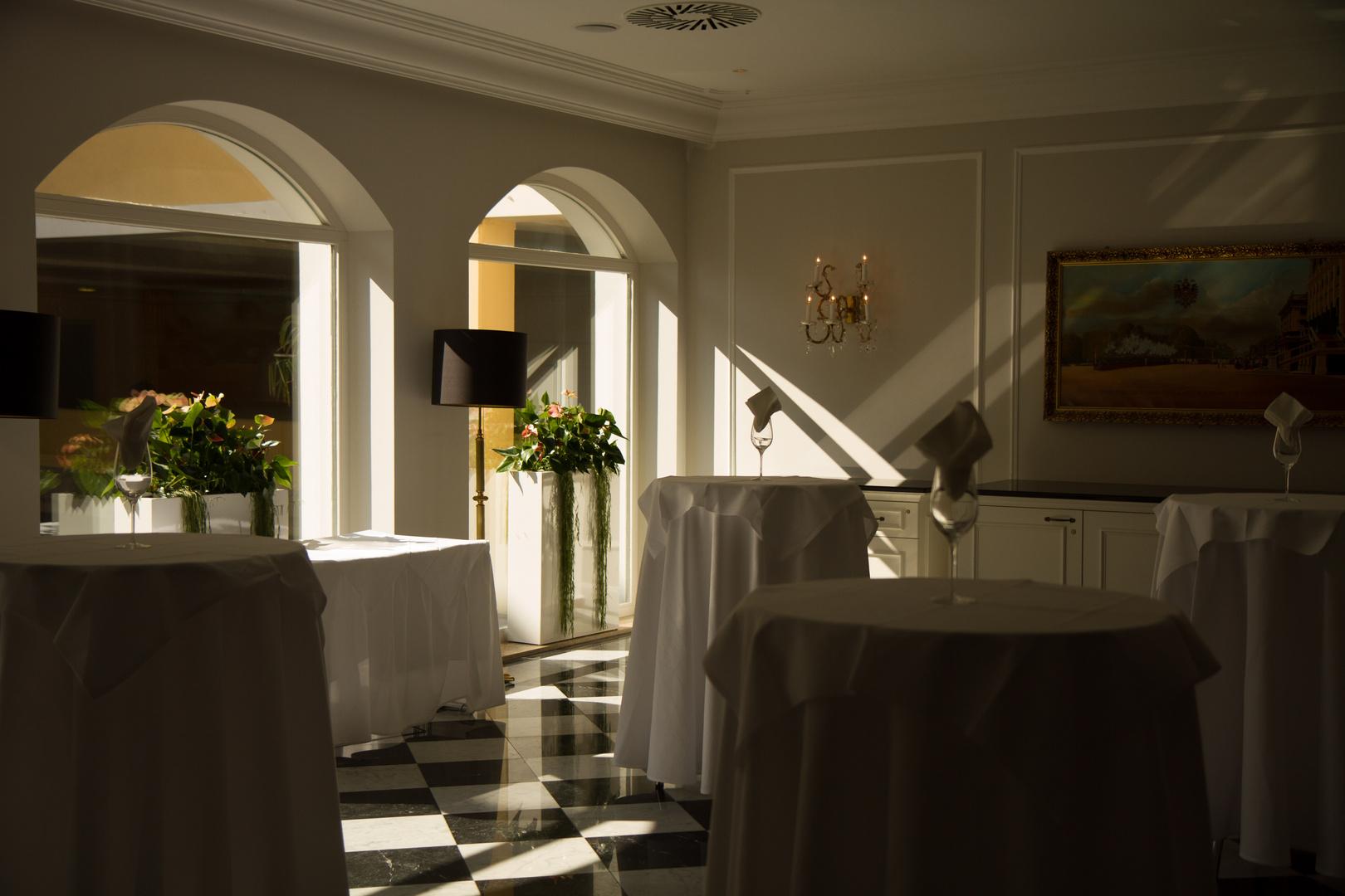 Hotel at Vienna