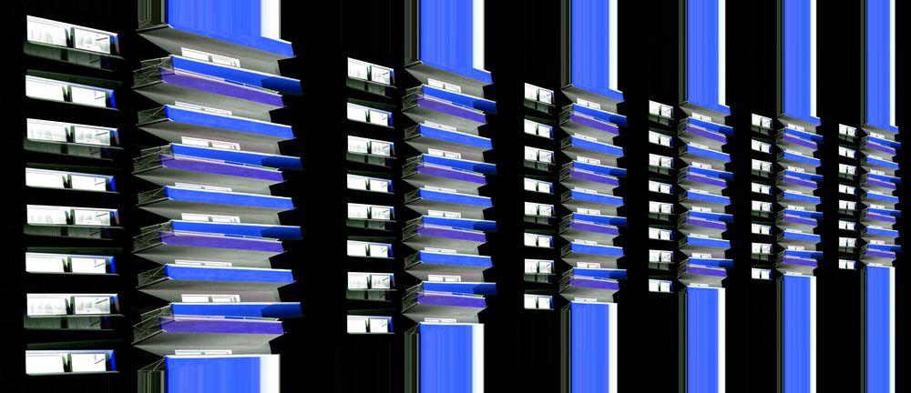 Hotel Blue Balconies