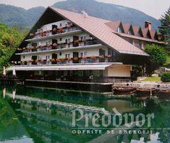 hotel bor preddvor, slowenien