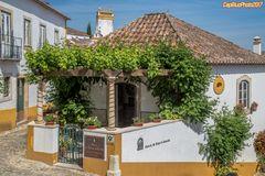Hotel Casas S.Thiago in Obidos
