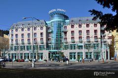 Hotel Cristal Palace, Marienbad (Marianske Lazne)