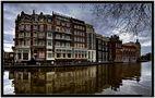 HOTEL DE L'EUROPE von Antonio Morri