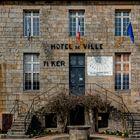 Hotel de ville de Pont l'abbé .