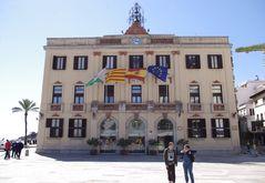 Hôtel de Ville Lloret de Mar, Espagne