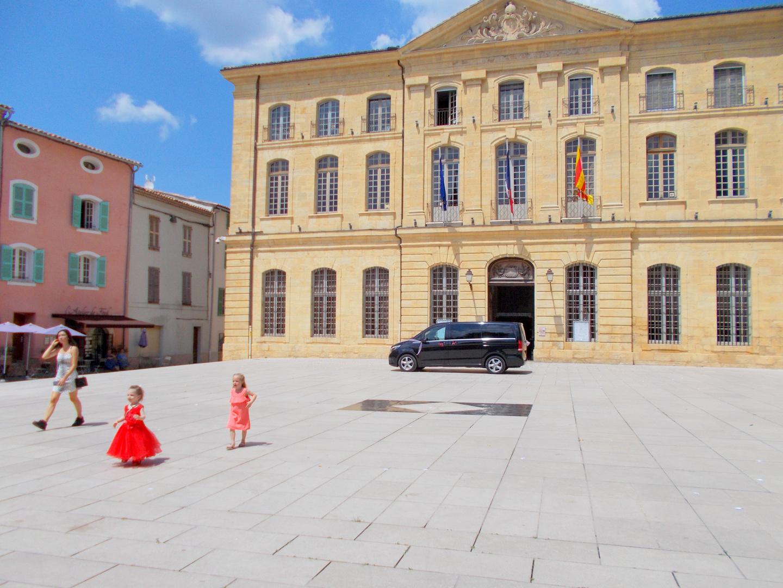 Hôtel de Ville St Maximin la Ste Baume