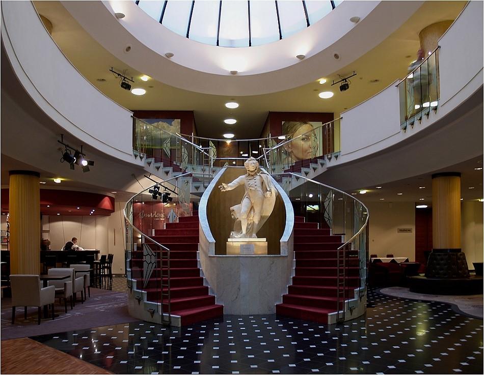 """Hotel """"Don Giovanni"""" in Prag"""
