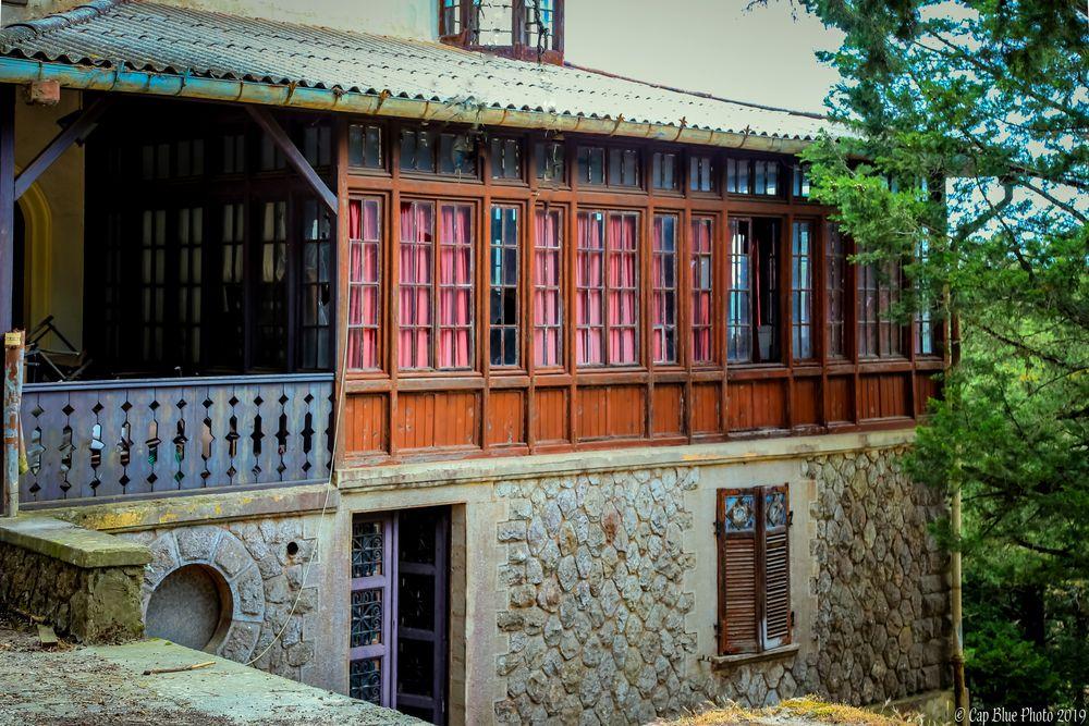 Hotel Elafina (Nähe Profitis Ilias)