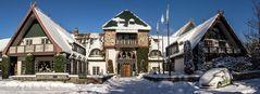 Hotel Forsthaus Damerow auf Usedom