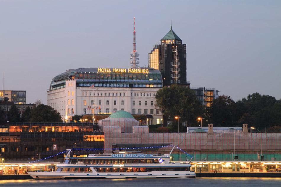 Casino Hamburg Bei Nacht