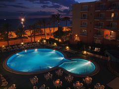 Hotel HM Tropical mit Meerblick - Mallorca