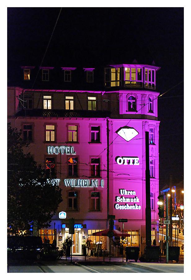 Hotel Kurfürst Wilhelm I