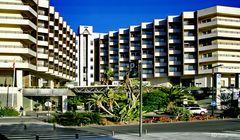 Hotel MELIA Alicante, Licht und Schatten