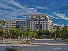 Hotel Mundial in Lisboa mit Praca Martim Moniz