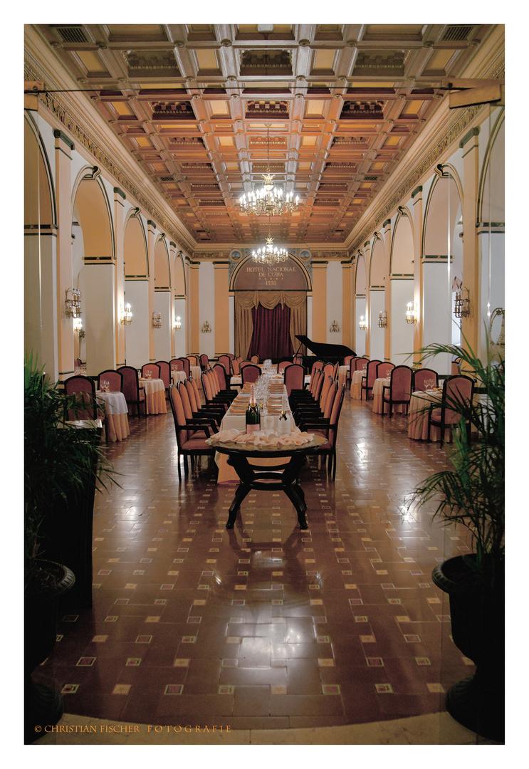 Hotel Nacional de Cuba - Ein Hauch Geschichte...