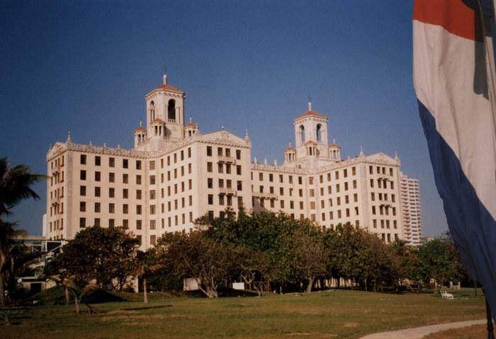 Hotel National in Havanna