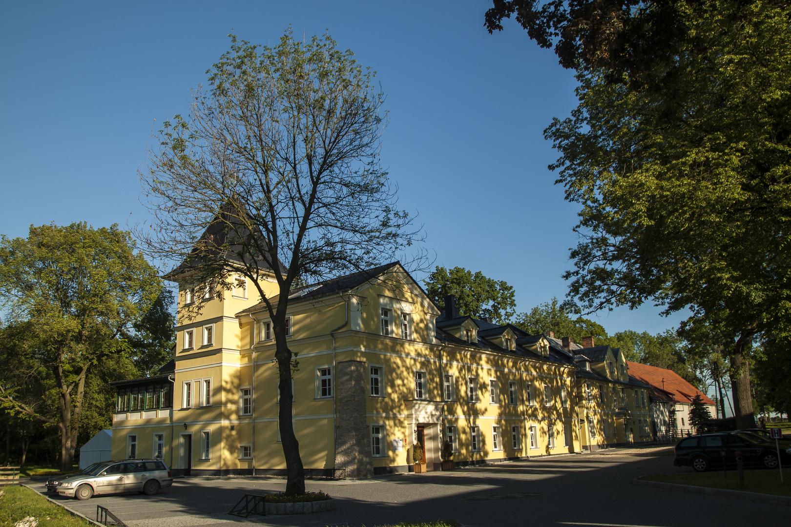 """Hotel """"Palac Lucja"""" in Zakrzow"""