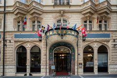 Hotel Pariz, Praga