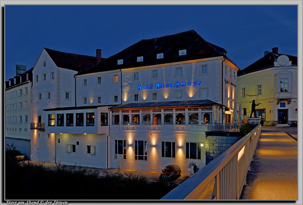 Hotel Restaurant Minichmayr....