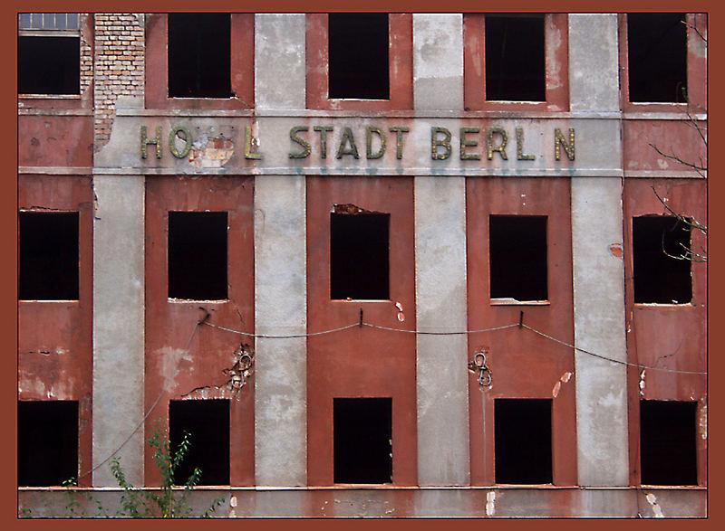 Hotel Stadt Berlin