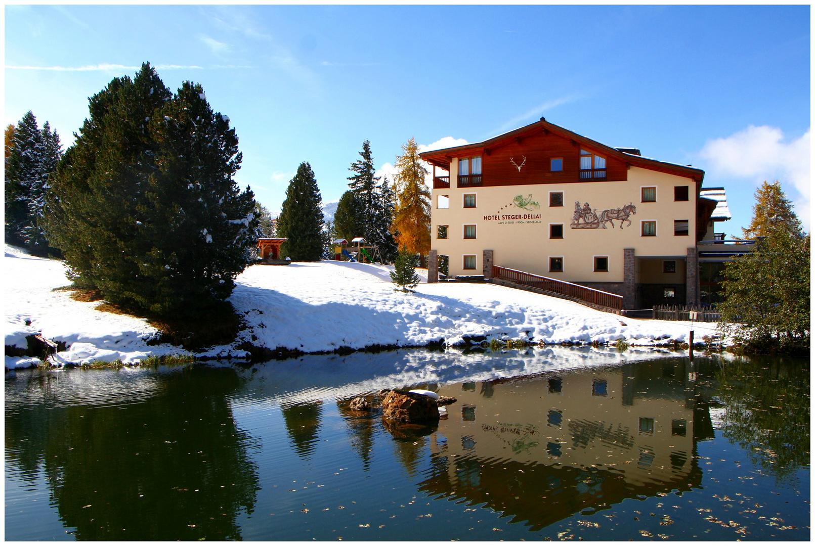 Hotel Steger-Delai (Seiser Alm)